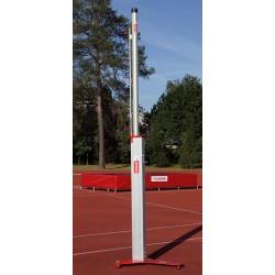 AUGSTLĒKŠANAS SACENSĪBU STATĪVI POLANIK 115-265 CM IAAF