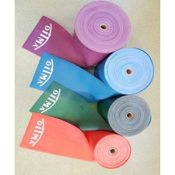 FITNESA GUMIJA OITMA FIT-BAND 25m